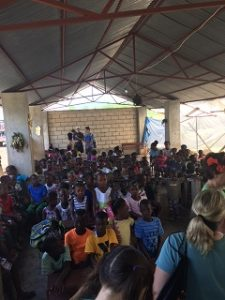 VBS with Mountain Children